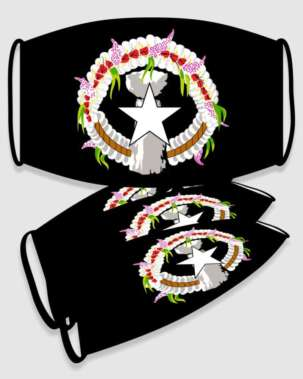 Commonwealth of the Northern Mariana Islands Face Mask