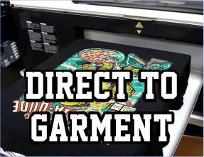 Direct to Garment Printing